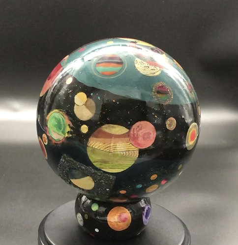"6"" Sun &  Moon Sphere"
