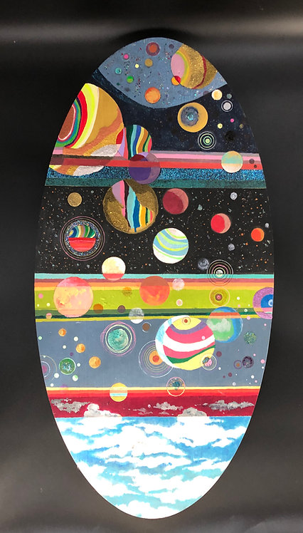 Elliptical Universe