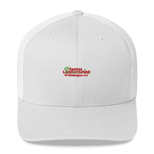 Santos Landscaping of Washington Trucker Cap