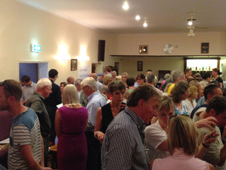 Catesby hold consultation event