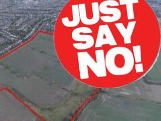 Kedleston Voice Committee Action their battle