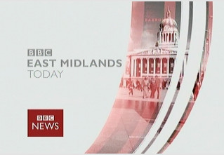Kedleston Voice on East Midlands Today