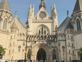 A Great Day Out at the Royal Courts of Justice