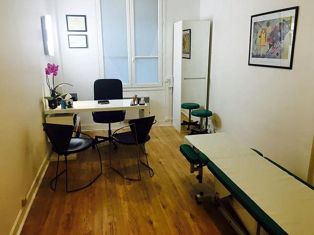 Ostéopathe Paris 9 - Ilana Benaïs