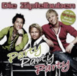 Die Zipfelbuben - Party Party Party (Cov