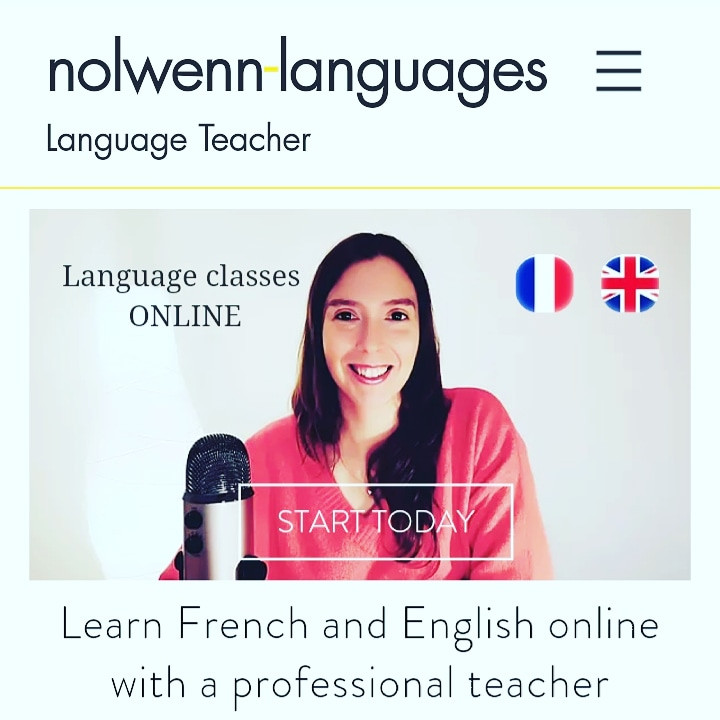 Online classes | Classes Online | nolwenn-languages