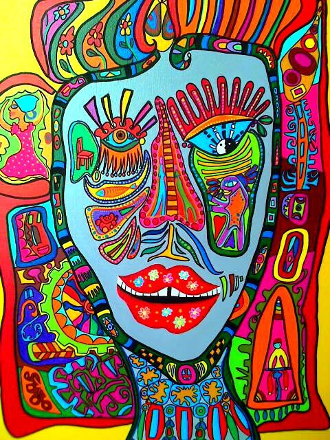 Art Singulier Peinture Histoires