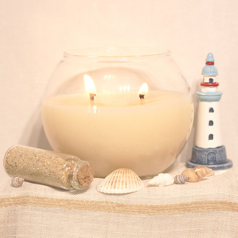 Soy Candle Bowl 2 Wick.JPG