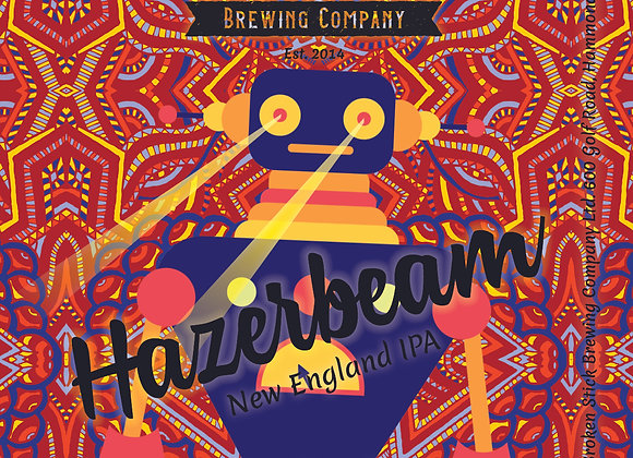 Hazerbeam (Alpha Ray) - 473ml Can