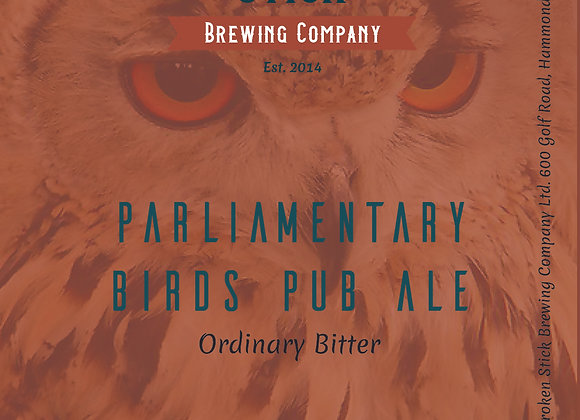 Parliamentary Birds - 473ml Can