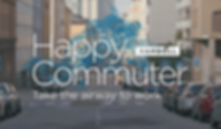 happy-commuter_logo_and_particles_street
