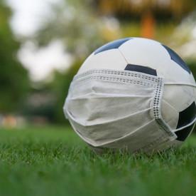 Futebol sem respirador