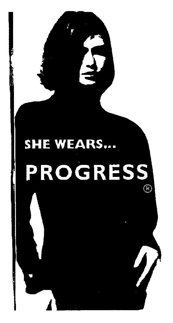 progress clothing