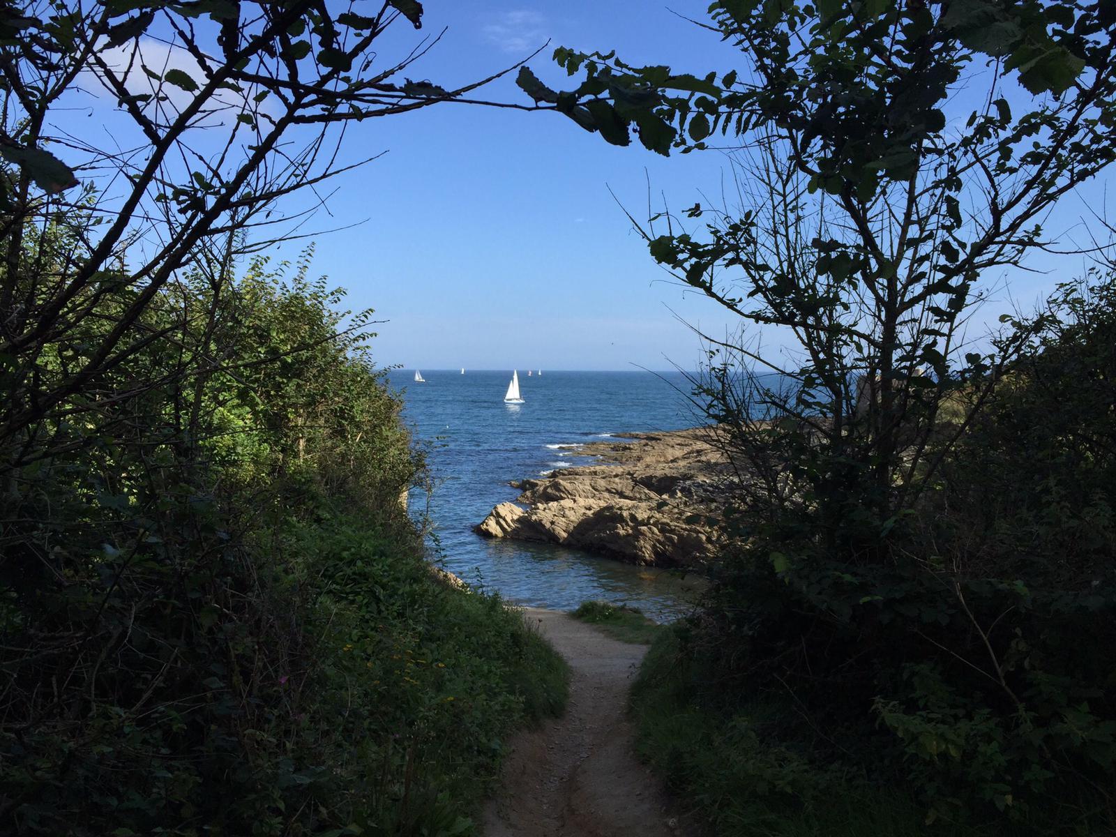 Coastal Path Walk