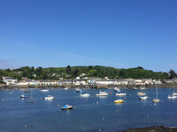 View of Flushing from Falmouth