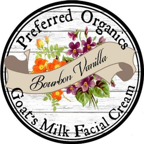 Goat's Milk Cream - Bourbon Vanilla