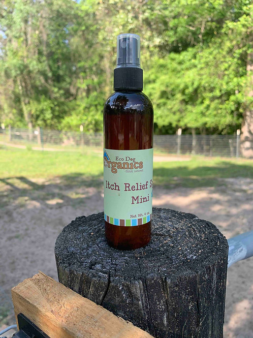 Itch Relief Spray - Mini 4 oz.