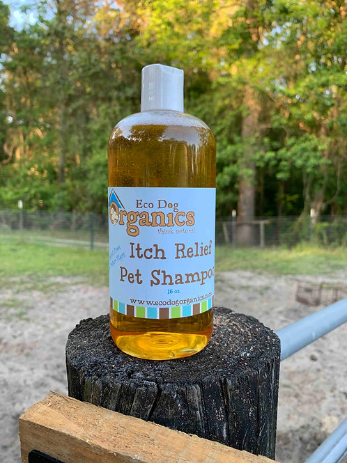 Itch Relief Pet Shampoo 16 oz.
