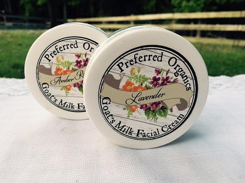 Goat's Milk Cream - Lavender