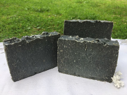 Activated Charcoal with Sea Salt