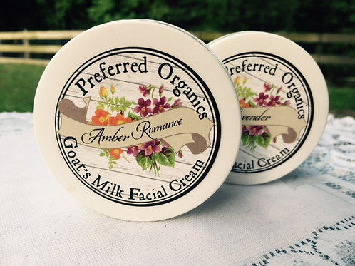 Goat's Milk Cream - Amber Romance