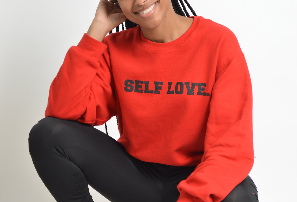 Self Love Crew Neck