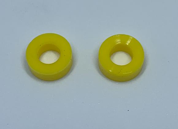 .460 Diameter Indy rear tires Yellow