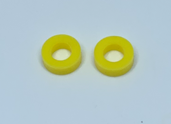 .420 Diameter Indy Front tires Yellow