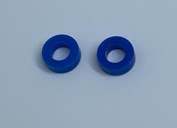 .420 Diameter Indy Front tires Blue