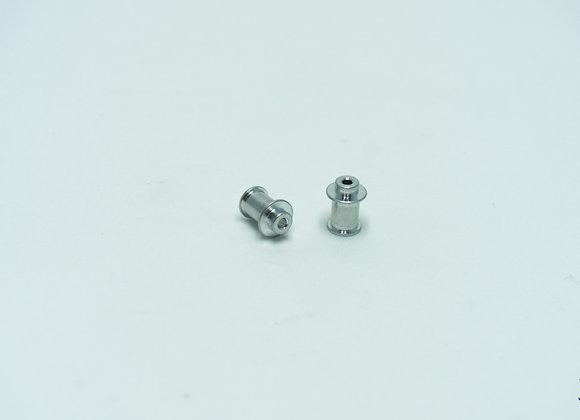 Aluminum .170 Press-on Rear Wheels