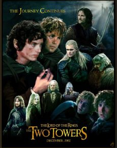 The Lord of The Rings - Two Towers