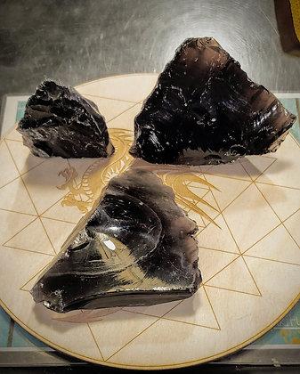 Midnight Lace Obsidian