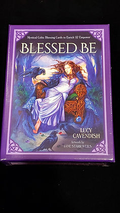 Blesses Be Celtic Oracle