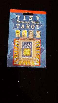 Tiny Tarot Card