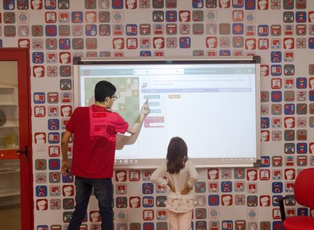 A inserção de tecnologias em sala de aula incentiva maior interação dos alunos
