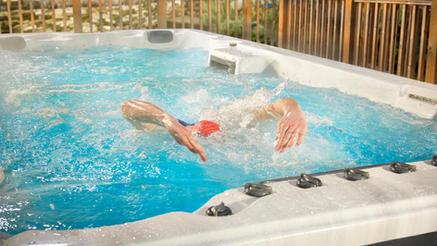 Swim Spas Available NOW!