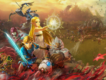 [Review] Hyrule Warriors : Age of Calamity (Nintendo Switch)