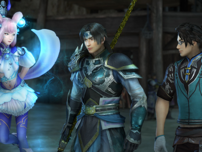 [Review] Dynasty Warriors : God Seekers (PS4, Vita)