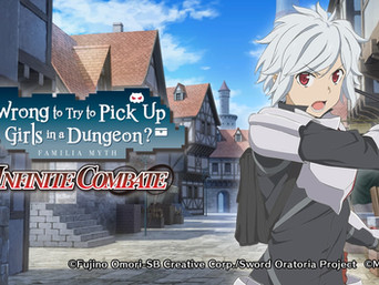 [Review] Danmachi: Infinite Combat (PS4/Switch)