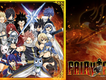 [Review] Fairy Tail (PS4/Switch/PC)