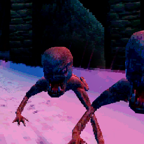 VIEWPOINT FOREST: a 3d horror game where your night walk goes wrong and needs to return.