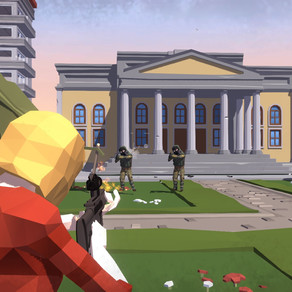 THE PATRIOTS: Save Your Daughter and the President from a Coup d'Etat in this Action Game