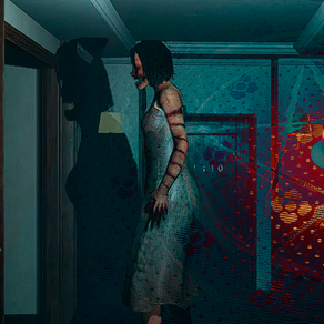 DARK HOTEL: a first-person takes place in a hotel that is dark enough and creepy.