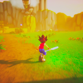 APE ESCAPE: an fan remake based on the classic Playstation 1 game Ape Escape.