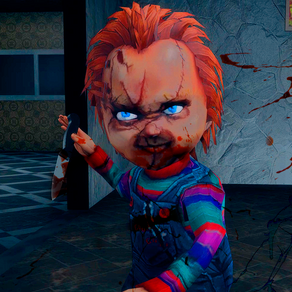 CHUCKY THE KILLER DOLL: your parents were murdered by a doll in this Child's Play-inspired survival.