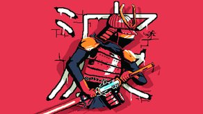 WAVE CUTTER: play as the Stand-Still Samurai to take down armies without moving a inch.