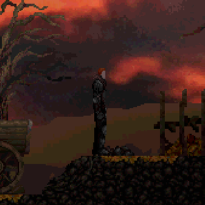 SLUMBER: A 2d horror game with macabre visuals and a mysterious plot.
