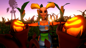 DAISY'S FARM: Harvest your crop quickly or else feel the wraith of the crows in this survival game.