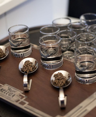 kawior-caviar-beluga-barman-event na zlo