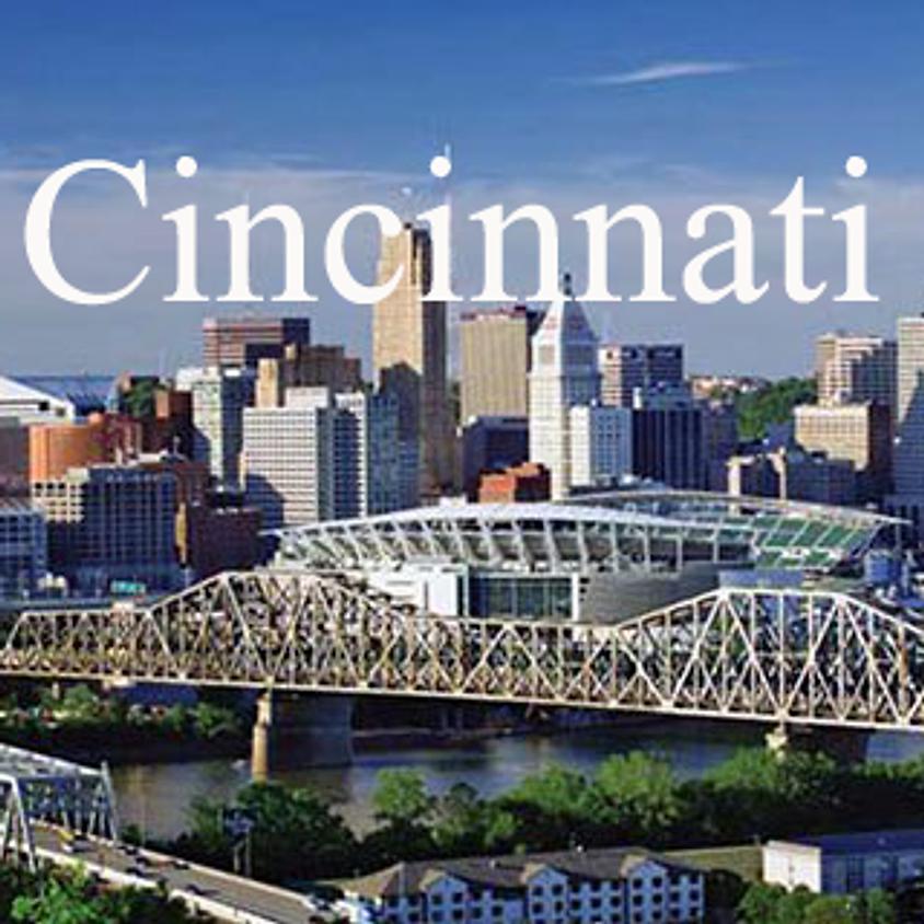 Cincinnati, Ohio MathFest